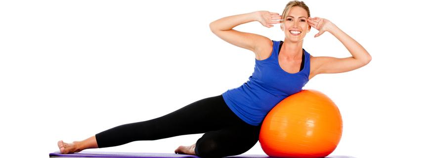 Exercise for ladies 50 Plus
