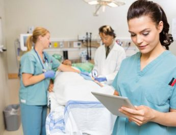 The Task of the Surgical Nursing Professional